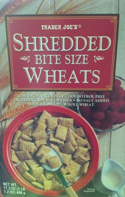Trader Joe's Bite-Size Shredded Wheat