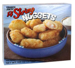 Trader Joe's Shrimp Nuggets
