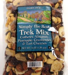 Trader Joe's Simply the Best Trek Mix
