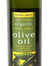 Trader Joe's Spanish Organic Extra Virgin Olive Oil