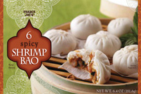 Trader Joe's Spicy Shrimp Bao