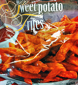 Trader Joe's Sweet Potato Fries