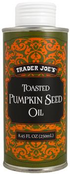 Trader Joe's Toasted Pumpkin Seed Oil