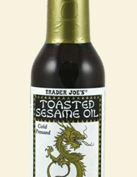 Trader Joe's Toasted Sesame Oil
