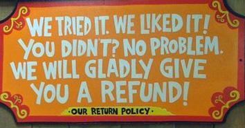 Trader Joe's Return Policy