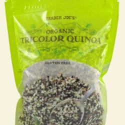 Trader Joe's Organic Tricolor Quinoa