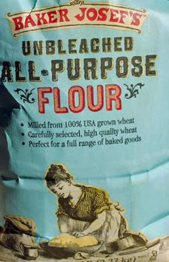 Trader Joe's Unbleached All-Purpose Flour