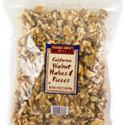 Trader Joe's Walnut Halves & Pieces