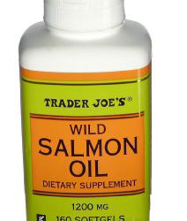 Trader Joe's Wild Salmon Oil