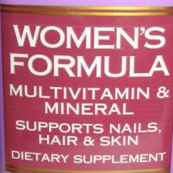 Trader Joe's Women's Formula
