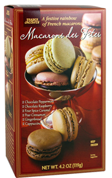Trader Joe's Macarons des Fetes