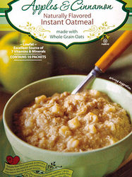 Trader Joe's Apple Cinnamon Oatmeal