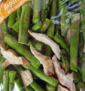 Trader Joe's Asparagus Sauté With Mushroom & Onions