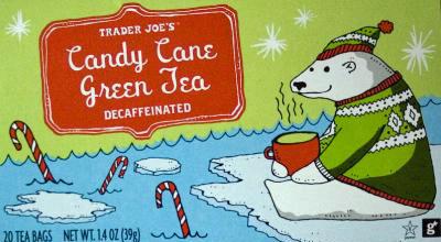 Trader Joe's Candy Cane Green Tea Reviews