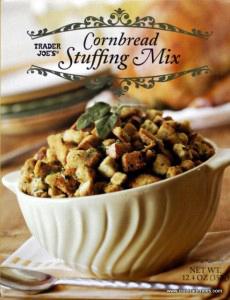 Trader Joe's Cornbread Stuffing Mix