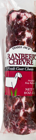 Trader Joe's Cranberry Chevre