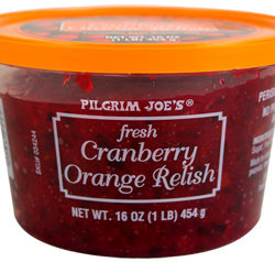 Trader Joe's Cranberry Orange Relish