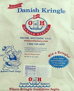 Trader Joe's Danish Almond Kringle