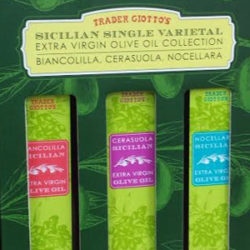Trader Joe's Extra Virgin Olive Oil Collection