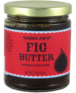 Trader Joe's Fig Butter