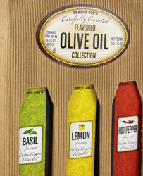 Trader Joe's Flavored Olive Oil Collection