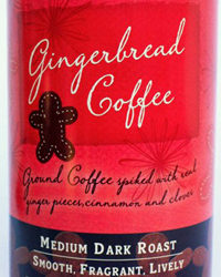 Trader Joe's Gingerbread Coffee