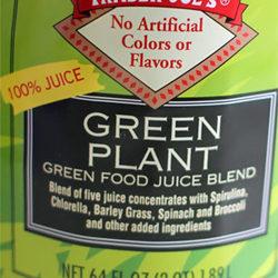 Trader Joe's Green Plant