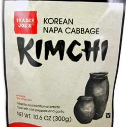 Trader Joe's Korean Napa Cabbage Kimchi