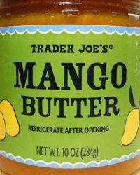 Trader Joe's Mango Butter