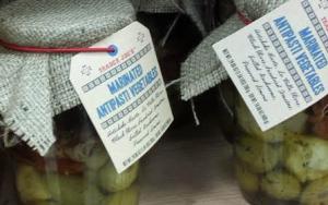 Trader Joe's Marinated Antipasti Vegetables