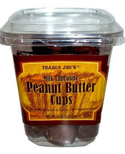 Trader Joe's Milk Chocolate Peanut Butter Cups