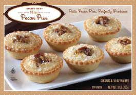 Trader Joe's Mini Pecan Pies