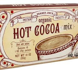 Trader Joe's Organic Hot Cocoa Mix