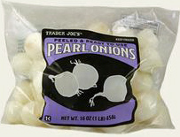 Trader Joe's Peeled & Ready-to-Use Pearl Onions