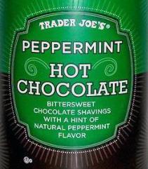 Trader Joe's Peppermint Hot Chocolate