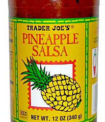 Trader Joe's Pineapple Salsa