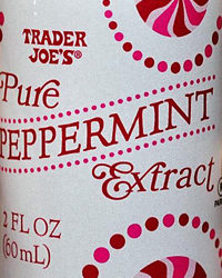 Trader Joe's Peppermint Extract