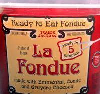 Trader Joe's Ready to Eat Fondue