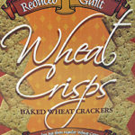 Trader Joe's Reduced Guilt Wheat Crisps