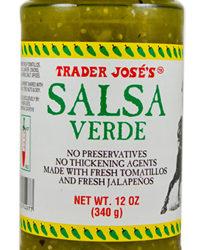 Trader Joe's Salsa Verde