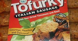 Trader Joe's Tofurky Italian Sausage