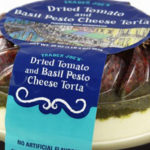Trader Joe's Dried Tomato & Basil Pesto Cheese Torta