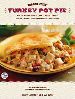 Trader Joe's Turkey Pot Pie