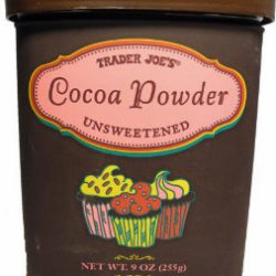 Trader Joe's Unsweetened Cocoa Powder
