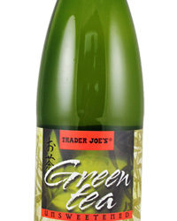 Trader Joe's Unsweetened Green Tea