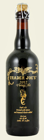 Trader Joe's Vintage Ale