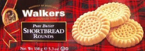 Trader Joe's Walkers Pure Butter Shortbread Rounds