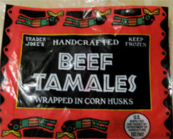 Trader Joe's Handcrafted Beef Tamales Reviews