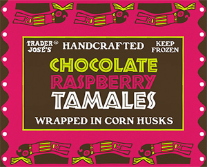 Trader Joe's Chocolate Raspberry Tamales Reviews