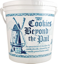 Trader Joe's Cookies Beyond the Pail